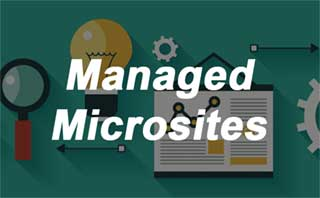 Managed Microsites