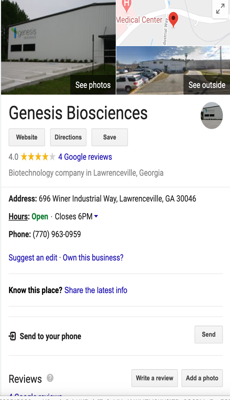 GMB Example